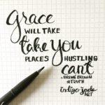 Grace Will Take You Art