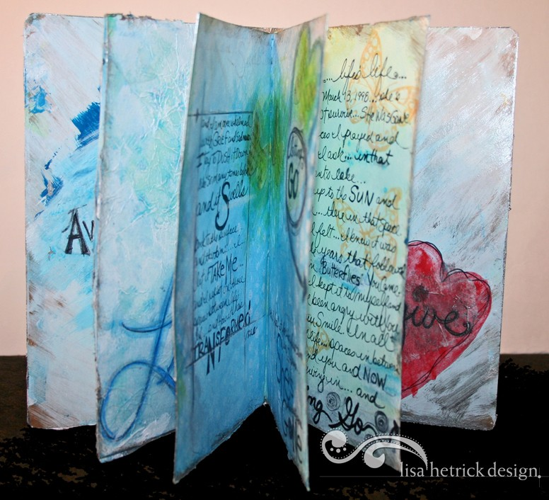 Sketchbook Project Entire Book