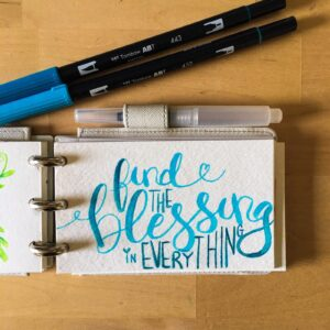 Find the Blessing in Everything