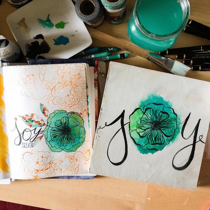 Joy in Progress