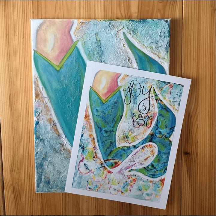 Joy is Seeking You Mermaid