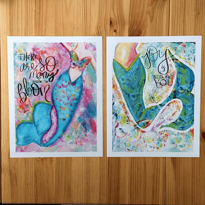 Mermaid Twins
