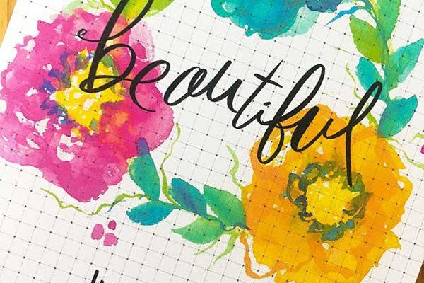 Life is Beautiful June Planner