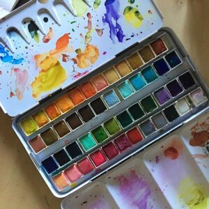 Prima Watercolor Palette