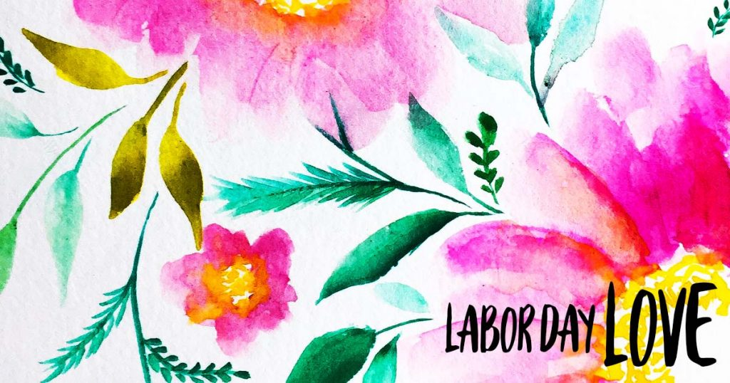 Labor Day Love Sale
