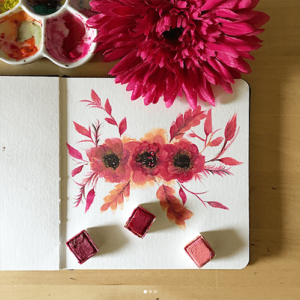 Prima Pink Blooms
