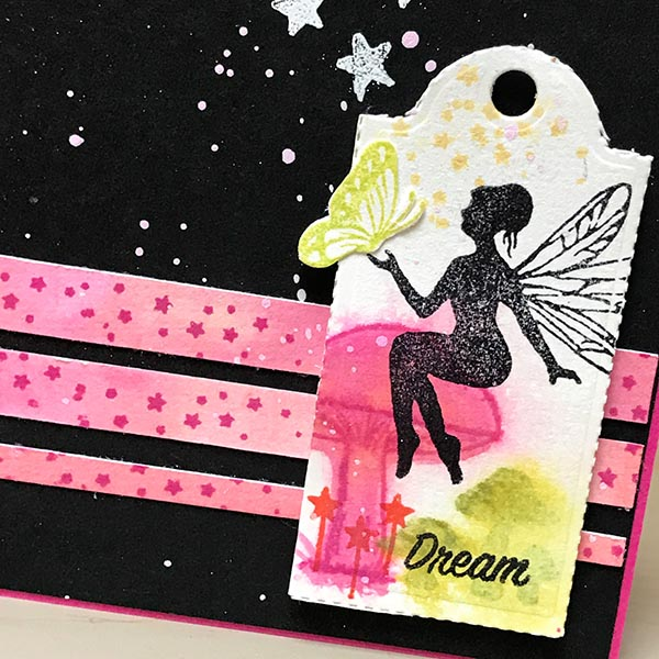 Gina K Designs Dream Card Detail