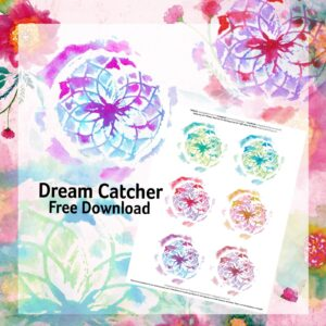 Dream Catcher Embellishment
