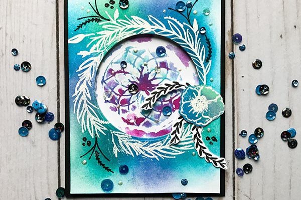 Dream Catcher Card