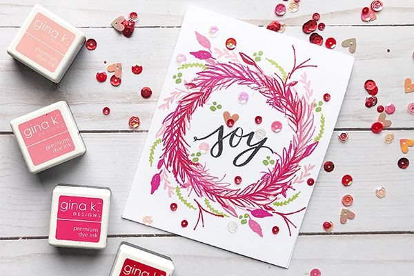 Simply Joy Card Design Video Tutorial