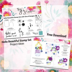Hello Beautiful Project Sheet