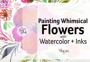 Painting Whimsical Flowers on Skillshare