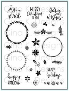 Holiday Wreath Builder
