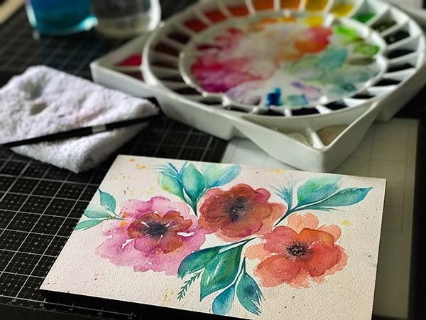 Flowy Florals