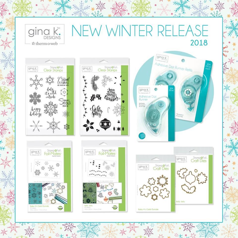 Gina K Winter Release 2018