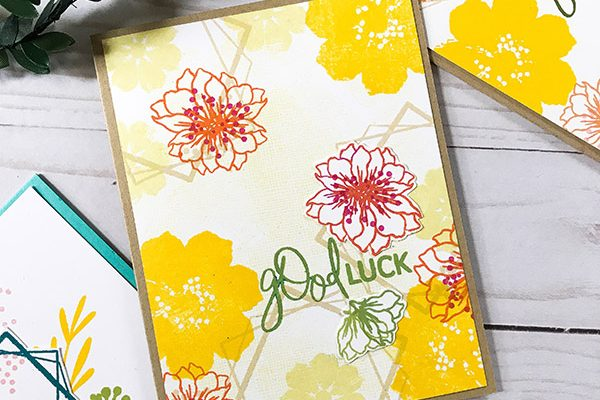 Stamping Layers and Backgrounds