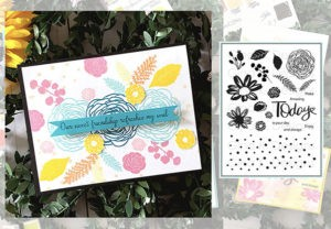 Today and Always Stamp Set with Gina K Designs