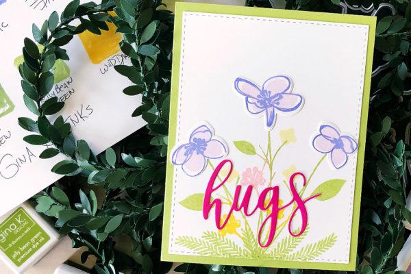 Hugs Card Inspiration
