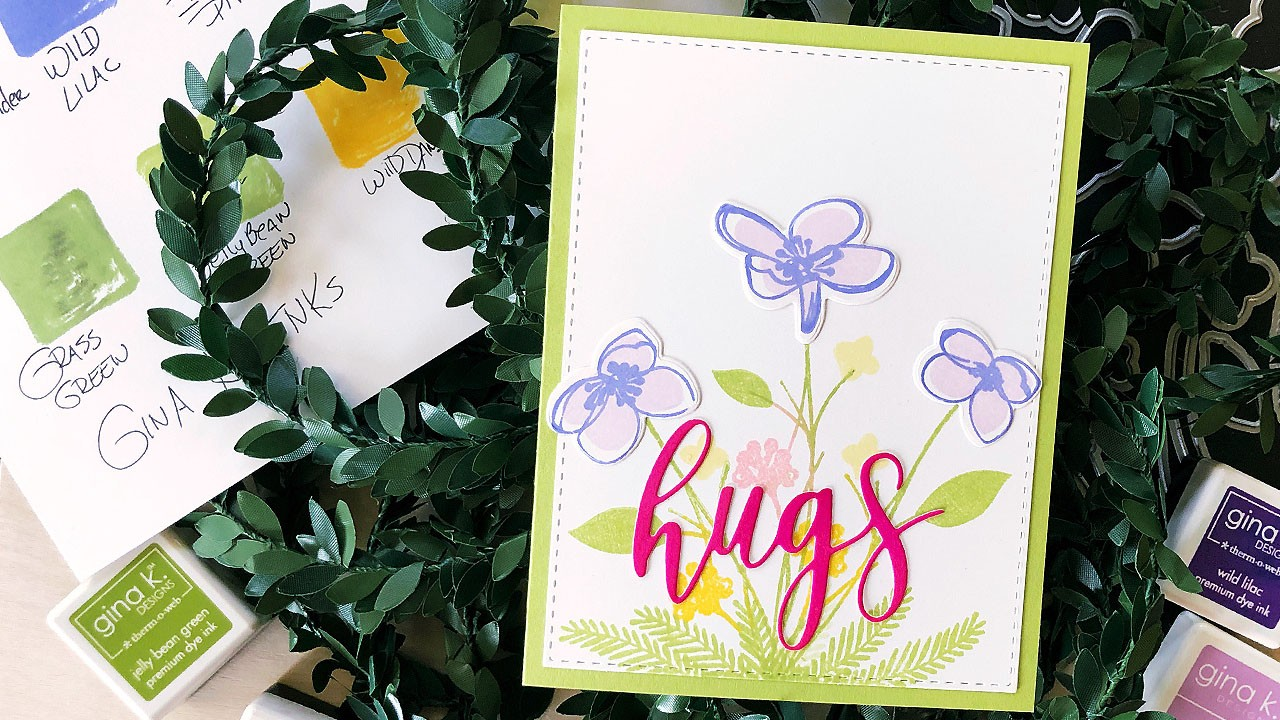 Hugs Card Inspiration