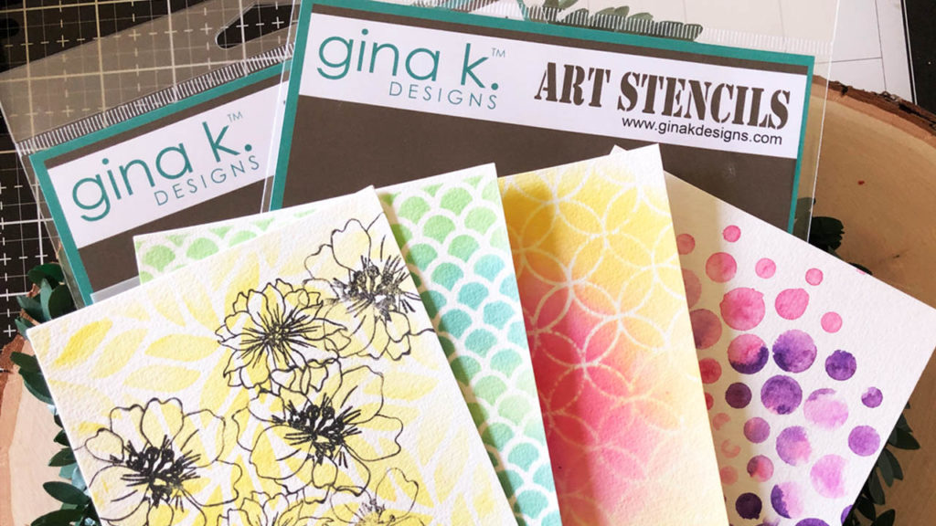 creating with stencils