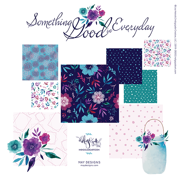 Something Good in Everyday Collection with May Designs