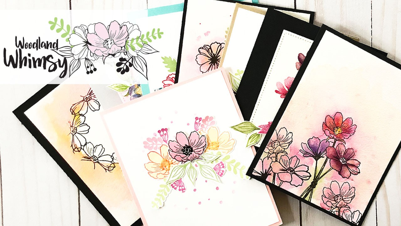 Woodland Whimsy Cards