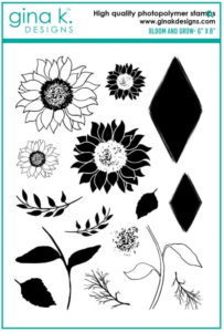 Bloom and Grow with Gina K Designs